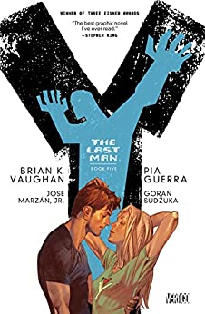 Y: The Last Man: Book Five by [Brian K. Vaughan, Pia Guerra]