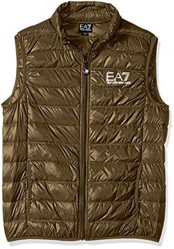 Emporio Armani Heren Train Core Id Down Light Vest - - L