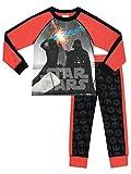 Star Wars - Pijama para Niños - Star Wars - Brillan En La Oscuridad - 11 - 12 Años