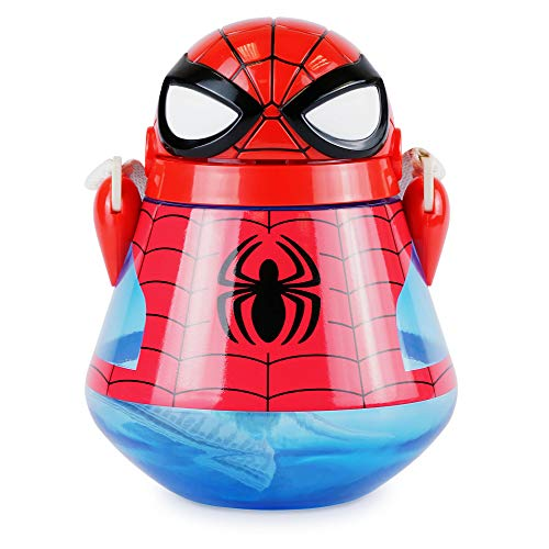 Marvel Spider-Man Flip-Top Canteen