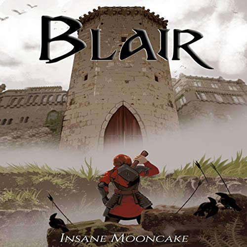 Unification of Blair, Book 1 audiobook cover art