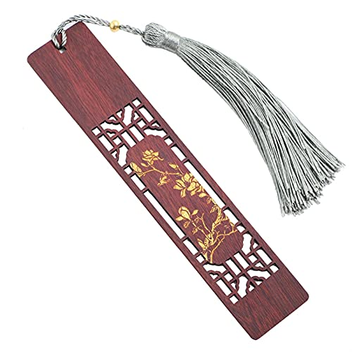 Engraving Wood Bookmark
