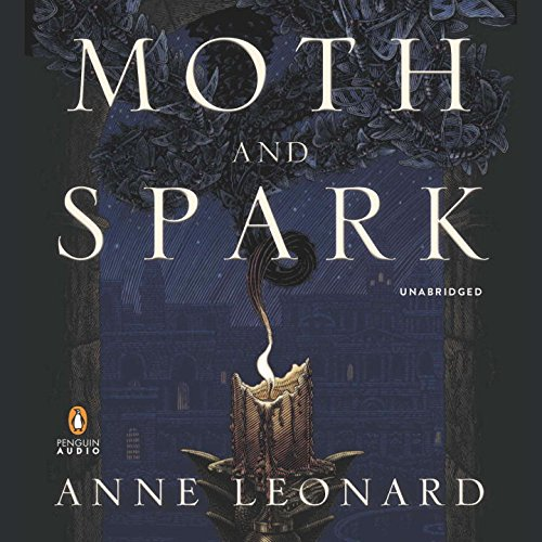 『Moth and Spark』のカバーアート