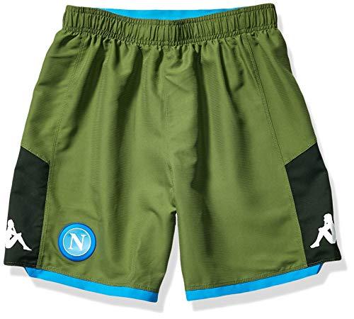Pantalones Kappa Hombre marca SSC NAPOLI