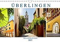 Ueberlingen - Mein Freizeitplaner (Wandkalender 2022 DIN A4 quer): Ueberlingen mit seiner historischen Altstadt und dem idyllischen Umland (Monatskalender, 14 Seiten )