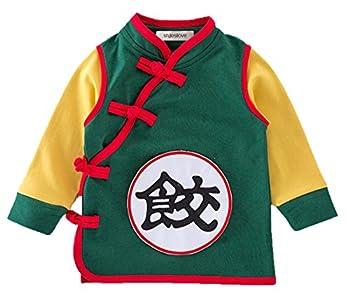 young gohan costume