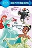 Five Enchanting Tales (Disney Princess) (Step into Reading)