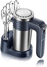 ZLDGYG Egg Beater,Hand Mixer Electric Kitchen Mixer,Eggbeater Electric Mixing Household Mini Automatic Baking Baking Cream...