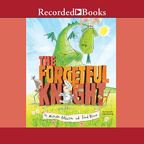 The Forgetful Knight audiobook cover art