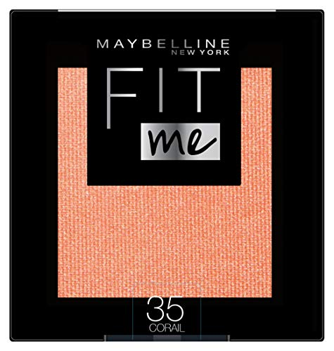 Maybelline New York Fit Me! Blush 35 Corail (1 x 4.5 grams)