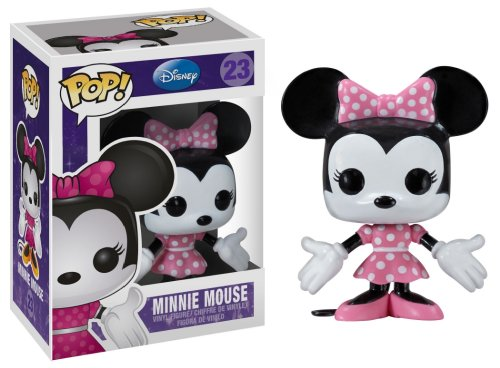 Funko POP Disney Minnie Mouse Vinyl Figure