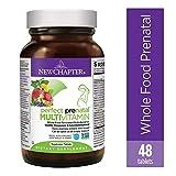 New Chapter Perfect Prenatal Vitamins, 48 Ct, Organic Non-GMO...