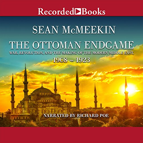 The Ottoman Endgame audiobook cover art