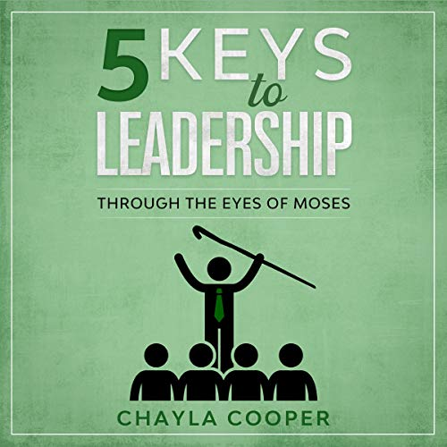 5 Keys to Leadership cover art