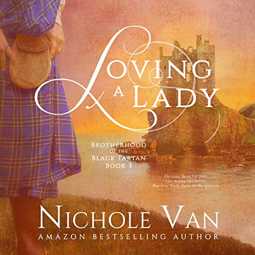 Loving a Lady Audiobook By Nichole Van cover art