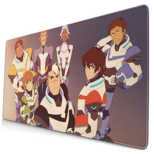 Gaohaifeng8 Voltron Mouse Pad 15.8x29.5 in