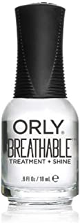 Orly Breathable Nail Color, Treatment + Shine, 18 ml
