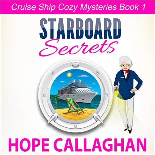 Starboard Secrets audiobook cover art