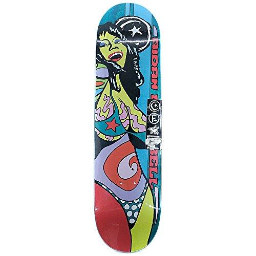 Foundation Skateboards Aiden Farbe der Frauen Skateboard Deck 21,3cm