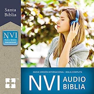 NVI Audiobiblia Completa     [NIV Complete Audiobible]              De :                                                                                                                                 Vida                               Lu par :                                                                                                                                 Rafael Cruz                      Durée : 80 h et 14 min     Pas de notations     Global 0,0