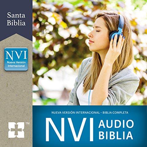 Couverture de NVI Audiobiblia Completa