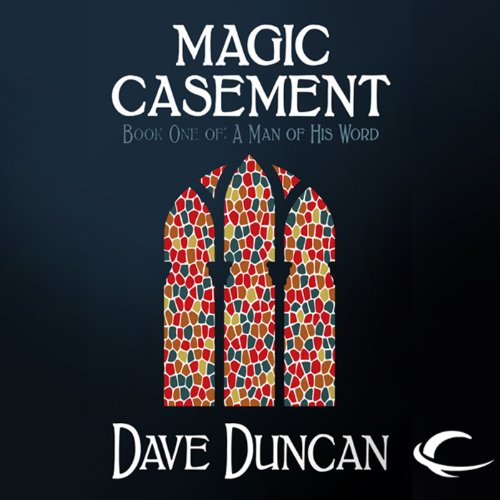 Magic Casement audiobook cover art