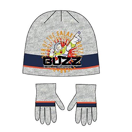 Toy Story - Gorro y guantes multicolor 54