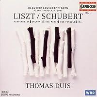 Piano Transcriptions by Liszt & Schubert (2006-01-01)
