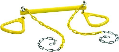 CREATIVE CEDAR DESIGNS Ultimate Triangle Rings & Trapeze bar