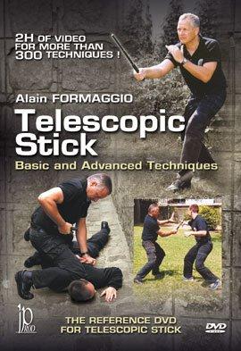 Self Defense - Telescopic Stick - More than 300 Techniques