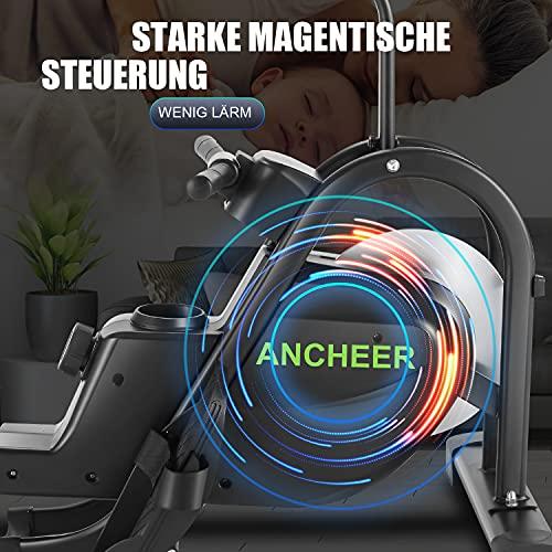 ANCHEER F103A Rudergerät Magnetbremssystem