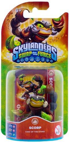 Figurine Skylanders : Swap Force - Scorp