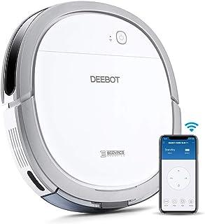 【細菌除去率99%】ECOVACS DEEBOT OZMO Slim11 床拭きロボット掃除機 フローリング掃除 畳掃除 超薄型 水拭き対応 モップ付け 自動拭き掃除 Alexa対応 スマホ連動