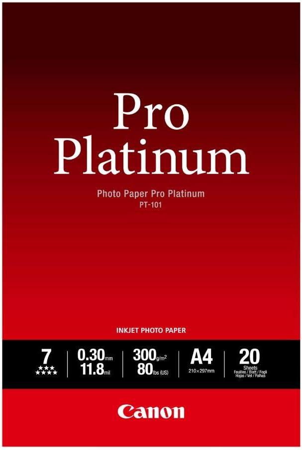 Photo Ranking TOP17 Paper Pro 5 ☆ popular A4 Platinum