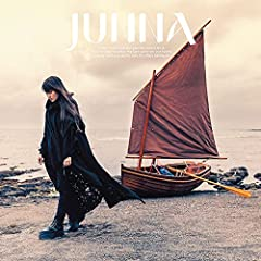 JUNNA「海と真珠」のCDジャケット