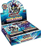 Best Yugioh Booster Boxes - Yugioh TCG Toon Chaos Booster Box - 24 Review