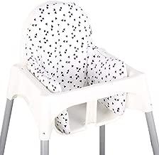 /Gnome Asiento Coj/ín revestimiento para Ikea ANTILOP/