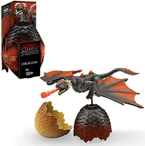 Mega Construx Game of Thrones Drogon Building Set product image