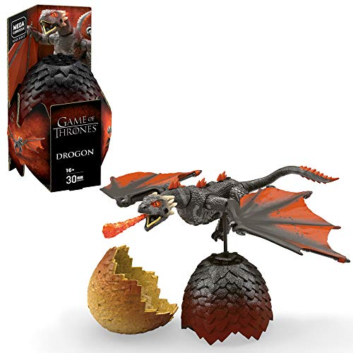Mega Construx Game of Thrones: Drogon Building Set