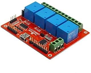 NUMATO LAB 4 Channel USB Relay Module