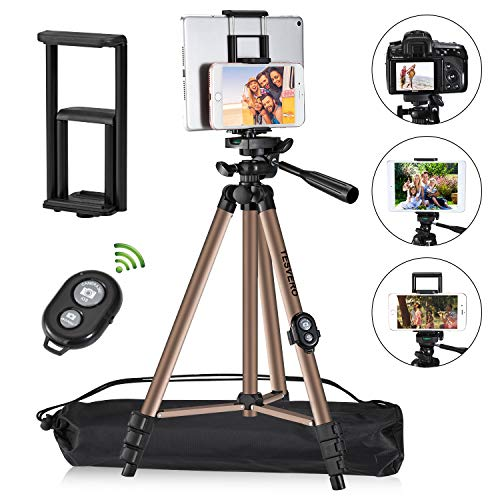 Tripod for iPad iPhone Camera Tablet,50-inch...
