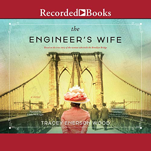 The Engineer's Wife Audiobook By Tracey Enerson Wood cover art