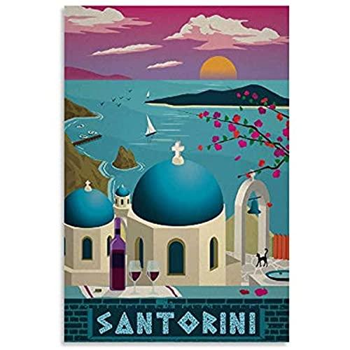 santorini wijn lidl
