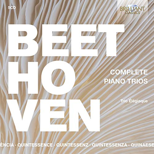 Beethoven:Complete Piano Trios (Qu)