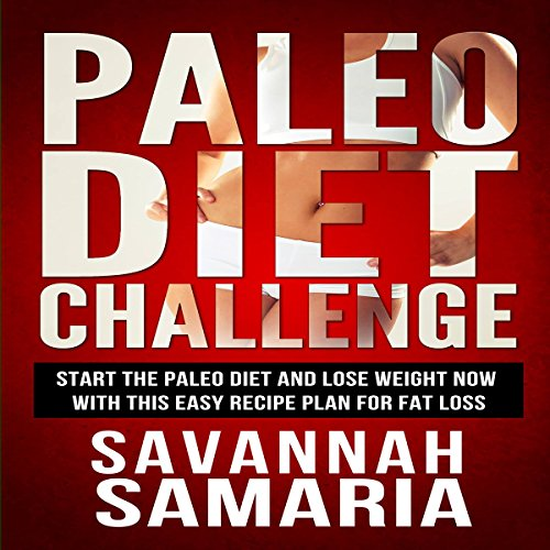 Paleo Diet Challenge audiobook cover art