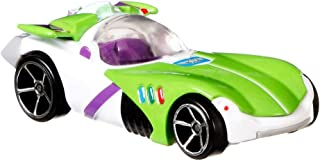 Toy Story Hot Wheels 4 Character Car Buzz