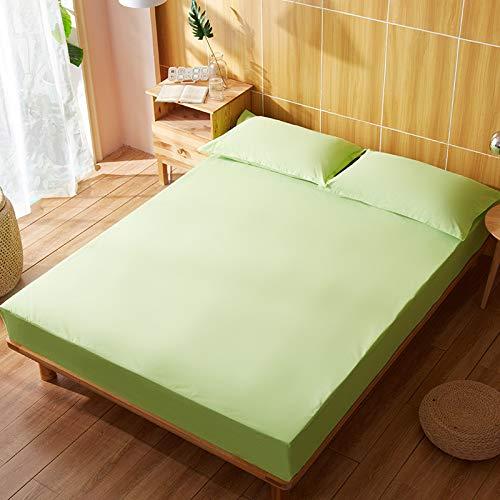 Xiaomizi -Sábanas planas-sábanas de lujo son transpirables, lo que te mantiene fresco y cómodo-100X200