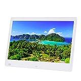 Digital Photo Frames Vista Completa de la máquina publicitaria del Centro Comercial Soporte de exhibición Sensor Humano HDMI Pantalla IPS HD Resolución de 17 Pulgadas 1920 * 1080