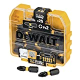 Dewalt DT70556T-QZ DT70556T-QZ-Juego de PZ2 25mm, Yellow/Black