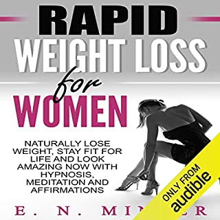 Rapid Weight Loss for Women audiobook cover art